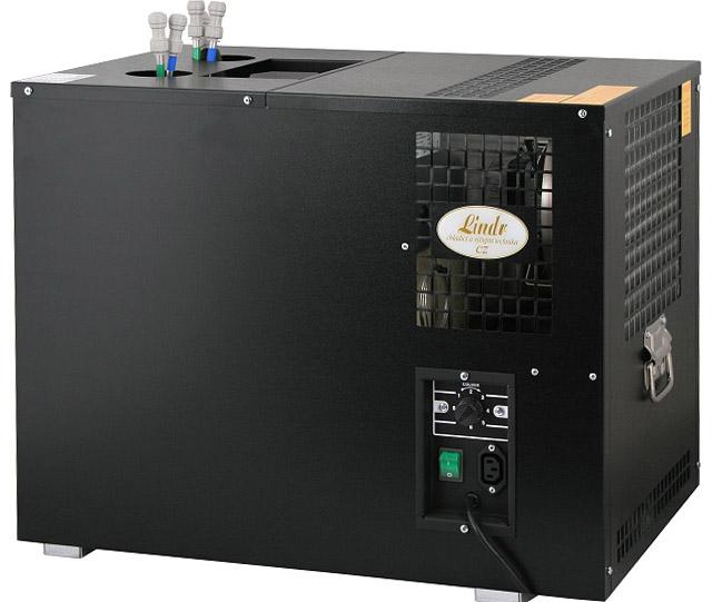 Výèepní zaøízení AS-110 - 4 chl. smyèky + rychlospojky
