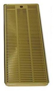 Odkapová miska zlato 600x220