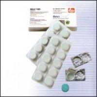 Sanitační tableta Kyselá