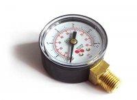 Manometr MM, prac.tlak CO2,N2