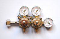 Redukční ventil N2, 2 vývody