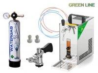 PYGMY 25 GREEN LINE, BAJONET, CO2 MINI + ZDARMA sanitaèní adapter bajonet