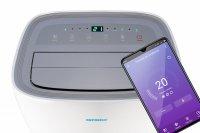 REFREDO TAC-12CPB/KA Wi-Fi + Těsnění do oken univerzální k mobilním klimatizacím
