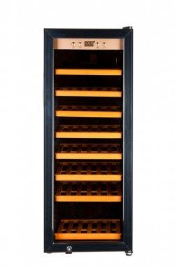 Vinotéka HumiBox MONO US43 Black Domácí vinotéka