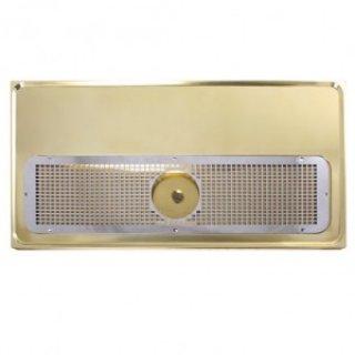 Odkapní miska 800x400x40mm zlato