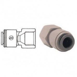 Nástrčná spojka s vnitřním závitem 3/8 - 1/4  PI4512F4S