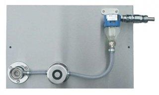 Ventil pro sanitaci domácích výèepù s jednou mycí hlavou - Sanitaèní adapter bajonet